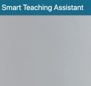 Smart Teaching Assistant